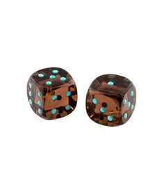smoky quartz and turquoise dice Belmacz – Jewels Game Item, Treasure Boxes, Game Pieces, Whistles, Lost & Found, Marbles, Smoky Quartz, Decir No, Gold Jewelry