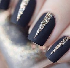 Formal nail art More