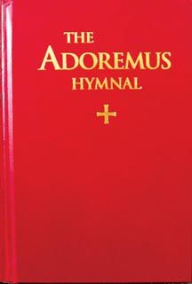 Adoremus Hymnal. Melody edition. Used by EWTN for mass