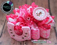 Boutique Bows, Hairbows, Cowgirls, Facebook, Design, Hair Bows, Country Girls, Design Comics