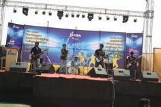 """For all the budding musicians and music lovers out there """"Lets Rock"""" at VERVE 2K12 was an ultimate event ."""