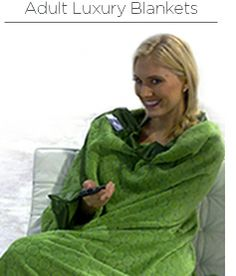 An incredible gift of softness - SwaddleDesigns Luxury Blankets - Adult sized