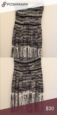 Corset strapless dress Super cute strapless dress. Mango Dresses Strapless