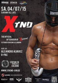 XTND - the official after hour of Xtreme!