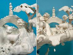 Beth Katleman/ Porcelain