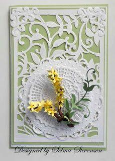 Videos for Sizzix Flower dies | Joans Gardens
