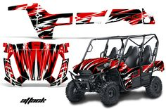 Decal graphic sticker kit for 2013-2015 Kawasaki Teryx 800/750 UTV Side by Side