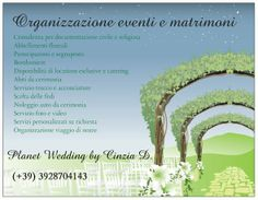 Planet Wedding by Cinzia D. - Contattaci e Link/ Contact us