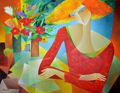 Francoise Collandre - Works