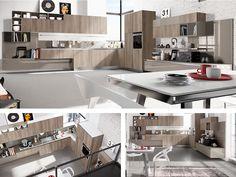 cucina con #isola moderna da #arredissima | arredissima cucine ... - Cucine Arredissima