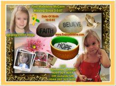 Pray For Madeleine x