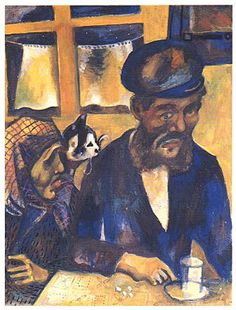 Marc Chagall - My Father