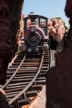 Big Thunder Railroad