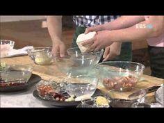 ▶ 최고의 요리 비결 - 정신우, 돼지찌개, 마늘·고추장아찌_#001 - YouTube