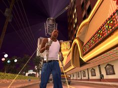 GTA San Andreas cheat codes: all weapons, vehicles, invincibility for PC, PlayStation, Xbox - Gamenewspot San Andreas Game, San Andreas Cheats, Gta San Andreas, Carl Johnson, Aesthetic Photography Grunge, Grand Theft Auto Series, Adventure Games, Gta Online, Rockstar Games