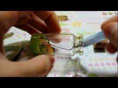 Tutorial: Alice In Wonderland Glass Bottle Charm