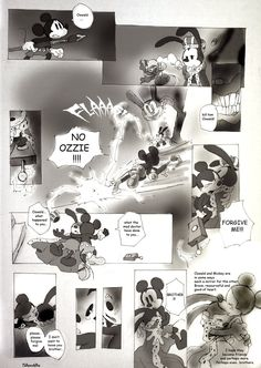 Epic Mickey2- lost brother by twisted-wind on DeviantArt