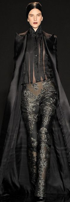 Love these pants nPamella Roland Fall 2013