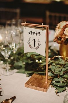 Wedding planned and designed by Bodas de Cuento. Photograph… Wedding inspiration Wedding planned and designed by Story Weddings. Wedding Favor Table, Wedding Reception Seating, Wedding Favors Cheap, Cute Wedding Ideas, Wedding Table Numbers, Reception Decorations, Trendy Wedding, Wedding Centerpieces, Perfect Wedding