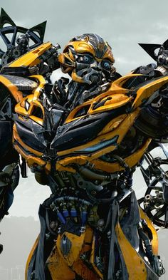 Movie Transformers: Age of Extinction Transformers Bumblebee Mobile Wallpaper