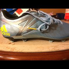 Adidas Messi Adidas Messi cleats brand new size 9.5 Adidas Shoes Athletic Shoes
