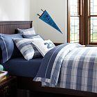 Hamilton Park Duvet Cover + Sham...guy dorm bedding