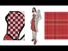 Fashion Illustration  - Tutorials at: i-adobe.com