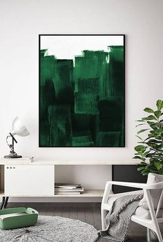 Forest Green Print Dark Green Decor Dark Green Painting - Dark Green Art Print Hunter Green Print Green And Gold Prints Modern Art Print Green Painting Abstract Art Minimal Green Wall Art Dark Green Painting Abstract Paintings Gold Foil Gold Decor Green Wall Art, Green Art, Green Wall Decor, Green Home Decor, Green Bedroom Decor, White Wall Art, Bedroom Colors, Art Mural Vert, Green Paintings