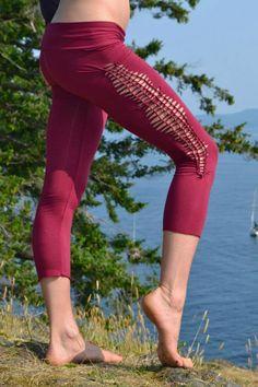 Malaya Braided Yoga Tights - colors