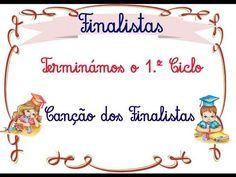 """Terminámos o 1.º Ciclo - Canção dos Finalistas c/ a música """"Postal dos Correios"""" - YouTube"""