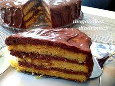 τουρτα μανταρινι-σοκολατα