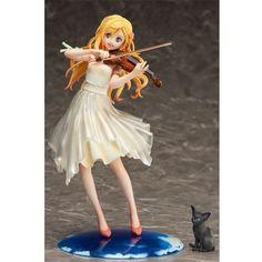 Kaori Performance Costume Anime Figure