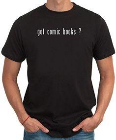 Camiseta Got Comic Books ? #regalo #arte #geek #camiseta