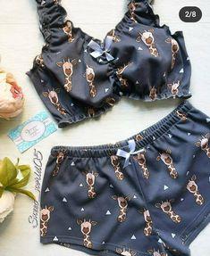 Cute Sleepwear, Sleepwear Women, Pajamas Women, Lingerie Sleepwear, Loungewear, Jolie Lingerie, Lingerie Outfits, Pretty Lingerie, Women Lingerie