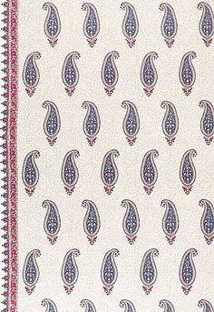 L'Indienne Schumacher Fabric