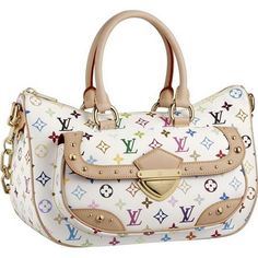Louis Vuitton Monogram Multicolore Rita M40125 Awz