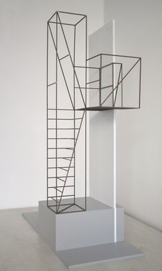 Saved by markdaavid (markdaavid). Discover more of the best Model, Architecture, Http, Www, and Francescolibrizzi inspiration on Designspiration Art And Architecture, Architecture Details, Arch Model, Ideias Diy, Interior Stairs, Shelving, Sweet Home, Contemporary, Interior Design