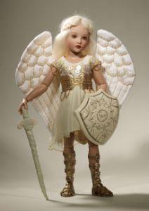 Warrior Angel by Helen Kish