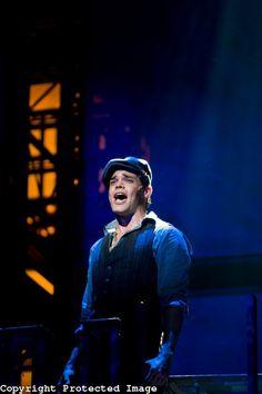 Newsies, the Musical - Jeremy Jordan,