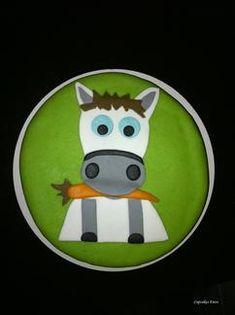 Paard van Sinterklaas taart Birthday Treats, Yoshi, Cupcakes, Sugar, Character, Food, Holidays, Holidays Events, Cupcake