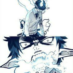 Ao no Exorcist / Rin Okumura / Blue Exorcist