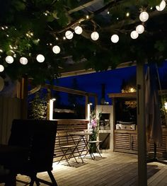 Lovely patio! I want to spend all my summer evenings here!
