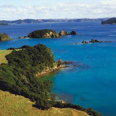 Stunning views in New Zealand