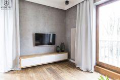 Oversized Mirror, Flat Screen, Loft, House, Furniture, Design, Home Decor, Fotografia, Living Room