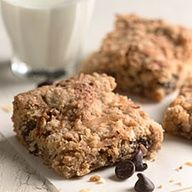 shared via nutiva.com - #Gluten #Free Dream Bars - These chewy chocolate, nut, and coconut bars are a GF baker's dream come true!