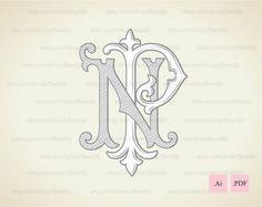 Wedding Clip, Wedding Logos, Initials Logo, Monogram Logo, Letter P Tattoo, Name Wallpaper, Shiva Wallpaper, Mom Tattoo Designs, Tattoo For Baby Girl