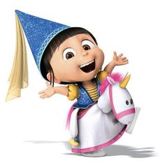 Agnes, I love Her!!! #Agnes #Despicable Me