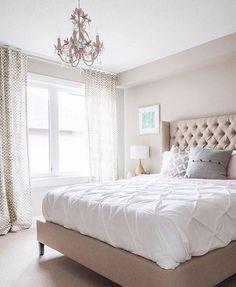 A dreamy bedroom for a perfect sleep (regram @leclairdecor) #structube #mystructubestyle