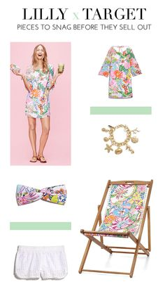 Our top 12 picks from the Lilly Pulitzer x Target collab.