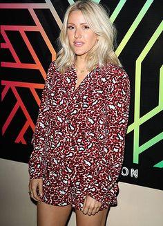 "Popstar  Ellie Goulding (""Love my like you do"")"